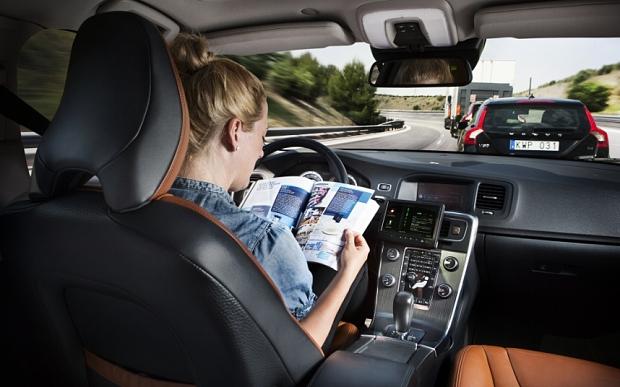 volvo c.jpg Volvo Driverless Car