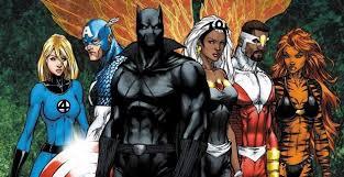 super hero diversity