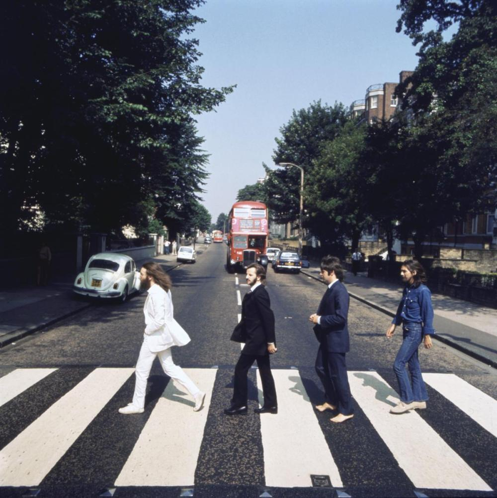 Abbey Road Reverse